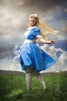 Alice on the land by clefchan