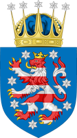 Lesser coat of arms of Thuringia (IM) by EricVonSchweetz