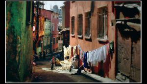 The City, a Thousand Villages by dogmadic