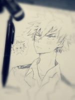 Bakugou by Bluebiscuits