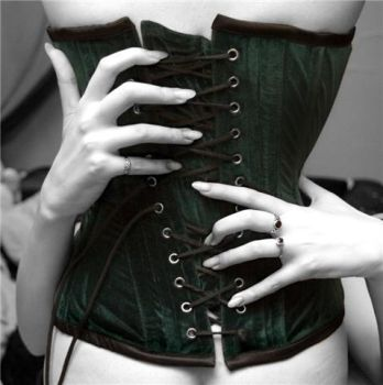 Love of the Corset by VictoriaBlack4