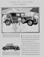 Studebaker Ad II by PRR8157