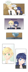 If Adrien finds out first... (part 7) by MiyuGaze