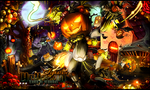 Halloween Signature FDLS by Pajaroespin
