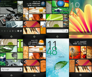 Android Phone 7 Desktop Setup by Ficus86