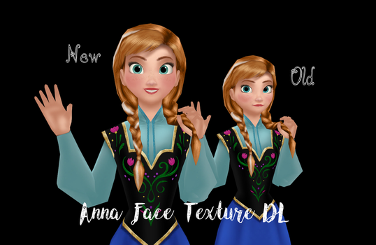 Anna Facetexture Fix DL by Dramakid99