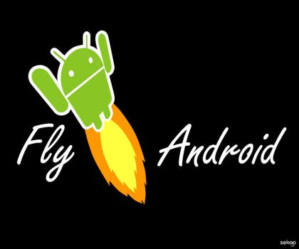 Fly Android by sekop