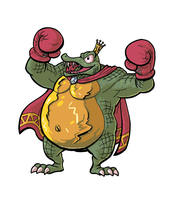King K. Rool by jnsfw