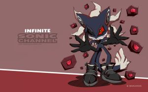 [Commissione] Infinite - Sonic Channel Style by Bakahog