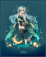MerMay Adopt Auction (Closed) #34 by Dreaming-Witch