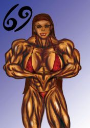 MUSCLE ZODIAC- CANCER by Luis3iguel