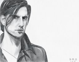 Peter Petrelli by 7gnehzed
