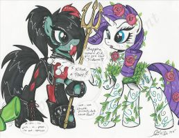Sappho takes Cosplaying reallly seriously by PonyGoddess
