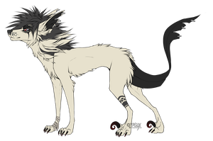 Canine  Draw To Adopt (CLOSED) by Akirow