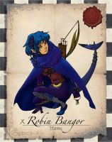 ::PokePalace:: Robin Bangor by chivalry-is-dead