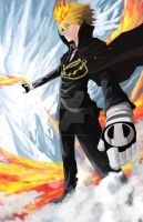 Vongola Primo by He11Bringer