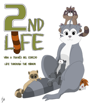 2nd LIFE - VIDA A TRAVES DEL ESPEJO - 2019 by EVANGELION-02