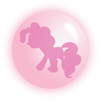 Pinkie Pie Ball Pink by Racefox