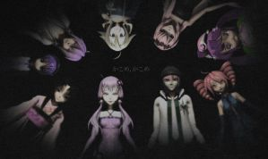 .::MMD::. Circle You, Circle You. by D-A-WOODS
