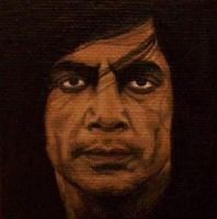 Anton Chigurh (No Country for Old Men) by TinyAna