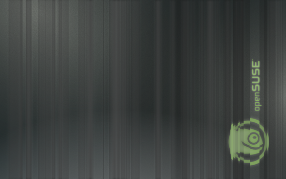 KDE:Stripes openSuse - Preview by ivan-cukic