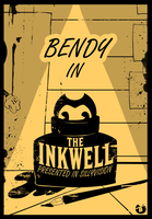 Bendy in: The Inkwell by Shake666Productions