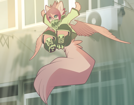 hop-cat by phation