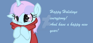Merry Christmas/ Happy Hearth's Warming by Royal-Snowflake