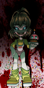 A Toy Murder - By DrawDiverse by DrawDiverse2015