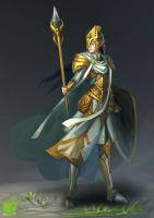 the Golden Guard by yanzi-5