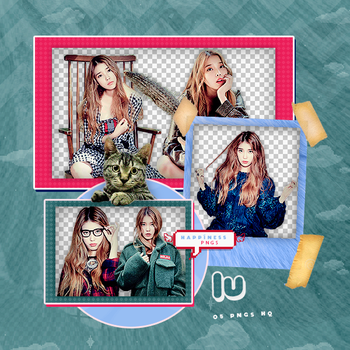197|Iu|Png pack|#04| by happinesspngs