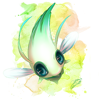 Celebi by jaslikeschocolate