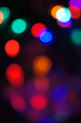 Colorful Bokeh 04 by R2krw9