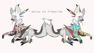 Design for primetiime by Human-Total