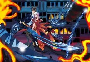 Guilty Crown by Kiseki-Ryo