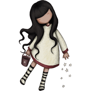 Doll Png by HelitaEditions
