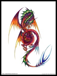 Viper Dragon by CryoftheBeast