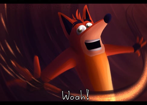Woah! by PuroArt