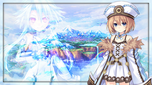 Hyperdimension Neptunia Blanc Wallpaper by Pumpkin-Pai