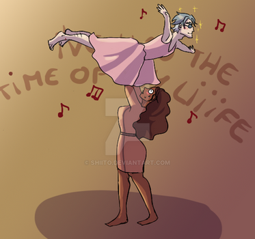 Time of my LAIIIFE by Shiito