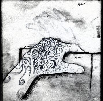 09-09-03: Hand Sketch by Drakx