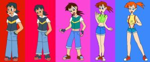 Ash to Misty TG Full by Sin-R
