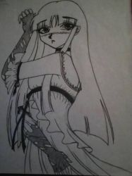 first attempt at loli goth design by genozyber-astaroth