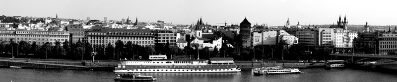 Prague wallpaper 5760x1200 by petrpedros