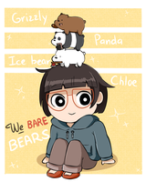 We Bare Bears by athilove101