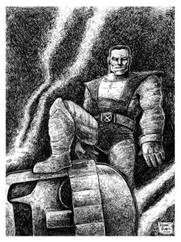 Colossus Commission by RADMANRB