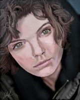 Selina Kyle by RedSaucers