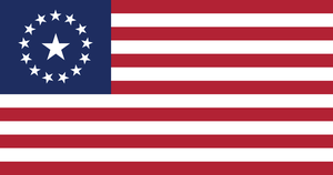 Fallout Flags: United States by The-Artist-64
