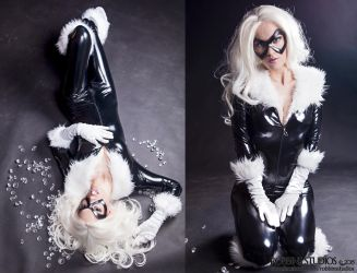 Black Cat on the Prowl by RuffleButtCosplay