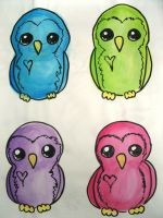 the owls go by jelly---bones